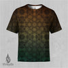 Toad Sublimation Tee by Justin Totemical