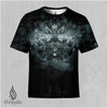 Floating Sublimation Tee by Justin Totemical
