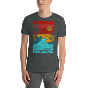 Surf waves Short-Sleeve Unisex T-Shirt