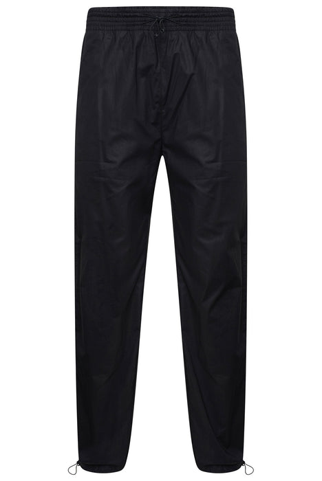 HUGO DRAWCORD COTTON COMBAT BLACK - giancarloricci
