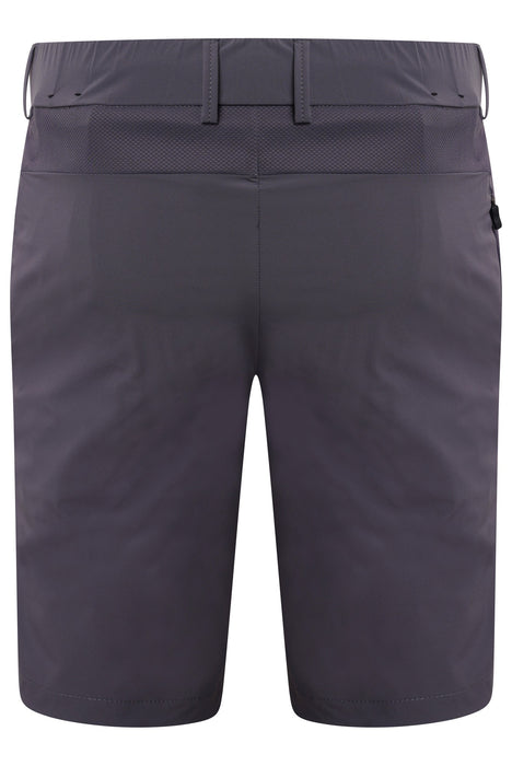 BOSS ATHLEISURE TECHNICAL SHORT GREY - giancarloricci
