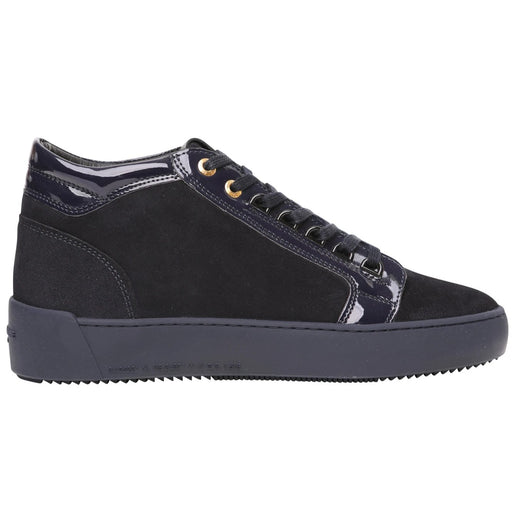 ANDROID HOMME PROPULSION SUEDE PATENT MID BLUE - giancarloricci