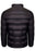 HUGO QUILTED PUFFER JACKET BLACK