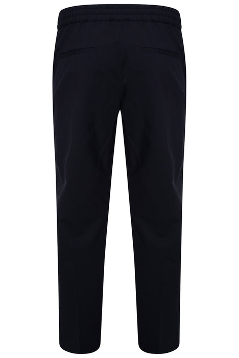 PAUL SMITH ZIP POCKET DRAWCORD PANT BLUE - giancarloricci