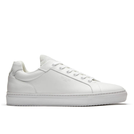 MALLET RHODA LEATHER CUP SOLE WHITE
