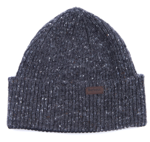 BARBOUR LOWERFELL DONEGAL BEANIE GREY