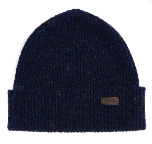 BARBOUR LOWERFELL DONEGAL BEANIE BLUE