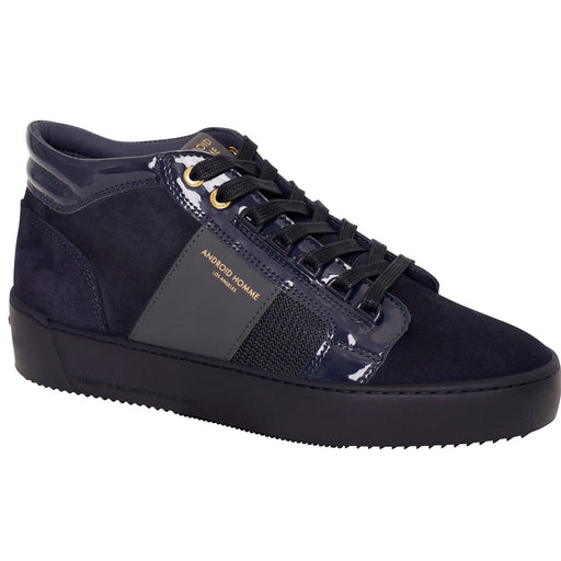 ANDROID HOMME PROPULSION PATENT SUEDE MID BLUE
