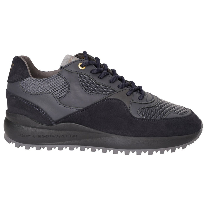 ANDROID HOMME SANTA MONICA STRETCH WOVEN RUNNER BLUE