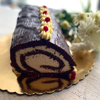 Christmas Chocolate Roulade