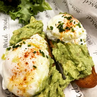 Smashed Avocado Toast
