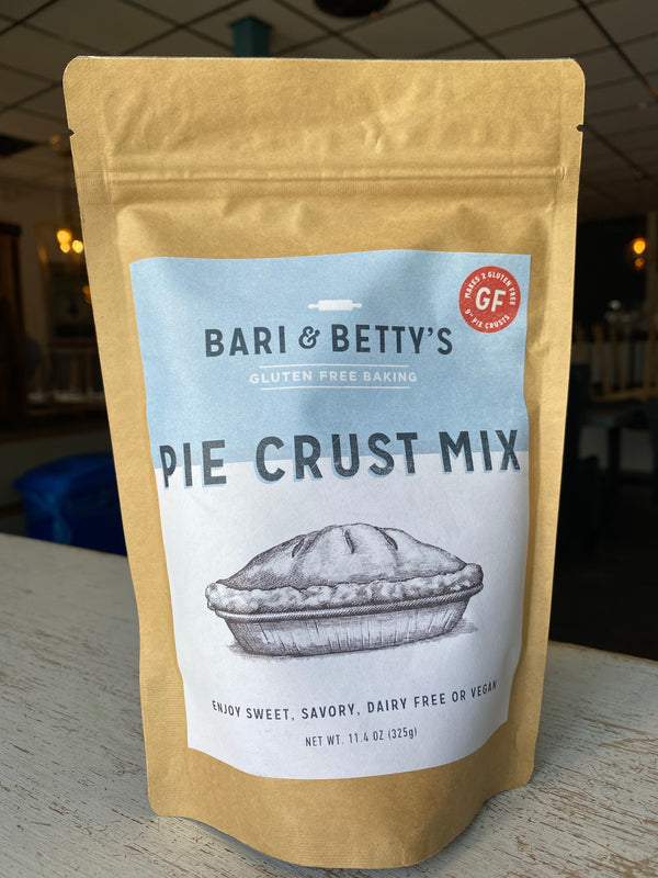 Bari & Betty's PIE CRUST MIX