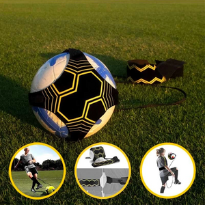 🔥【50% OFF】🔥Football Bungee - Ultimate Solo Soccer Trainer