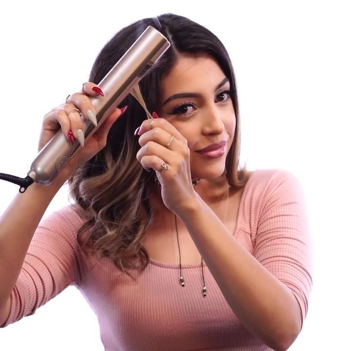 2-in-1 Master Curling Iron Pro