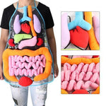 Body Anatomy Apron ( Buy 2 Get Extra 10% Off )