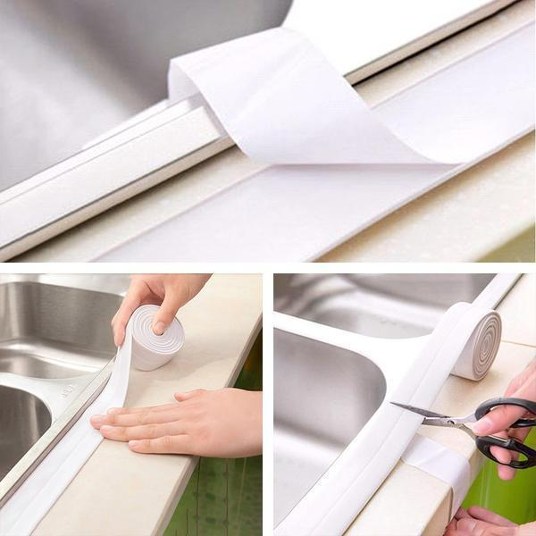 DIY Self-Adhesive Caulk Strip TopViralPick