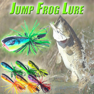 Jumping Frog Fishing Lure ( Buy 2 Get Extra 10% Off ) TopViralPick