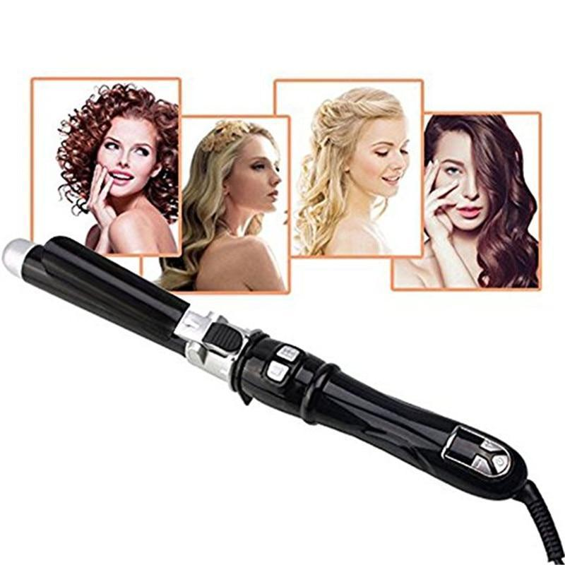 Professional Rotating Hair Curling Iron ( Buy 2 Get Extra 10% Off ) TopViralPick