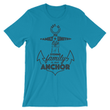 Anchor T-shirt Aqua