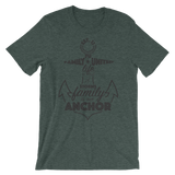 Anchor T-shirt Heather Forest