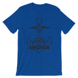 Anchor T-shirt True Royal