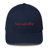 The Family Signature FlexFit Hat Navy