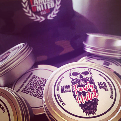 Family United Beard Balm