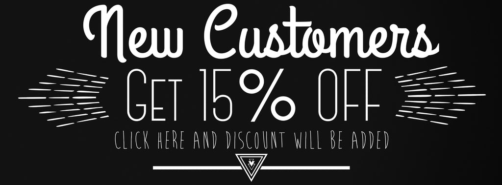 Discount 15% off