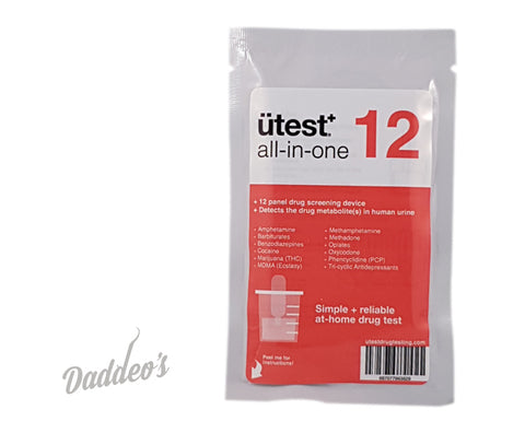 Utest 12 Panel Home Test Kit