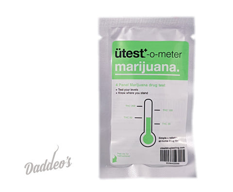 Utest THC Multi Meter Home Test