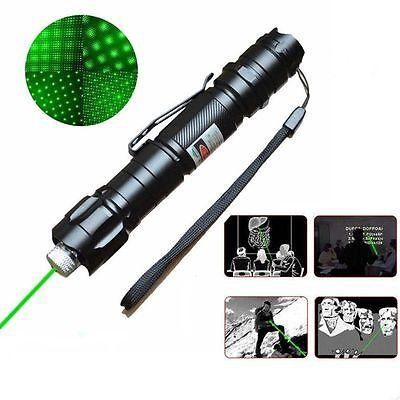 Military 532nm High Power Green Laser