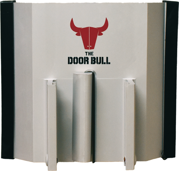 The Door Bull Door Bull Jammer Keeps Intruders Out