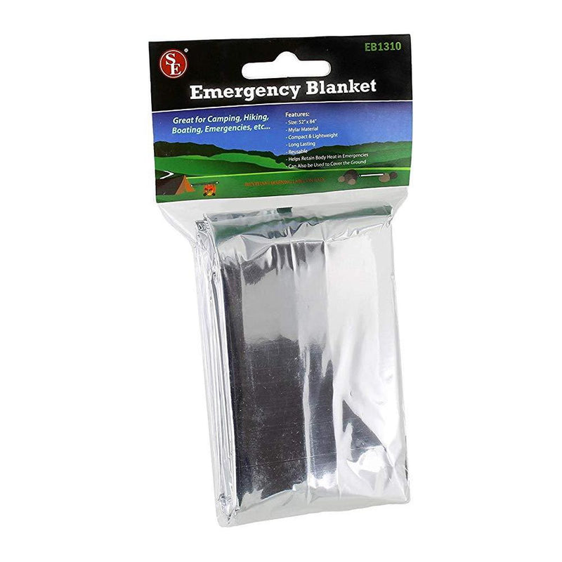 Mylar Emergency Sleeping Blanket