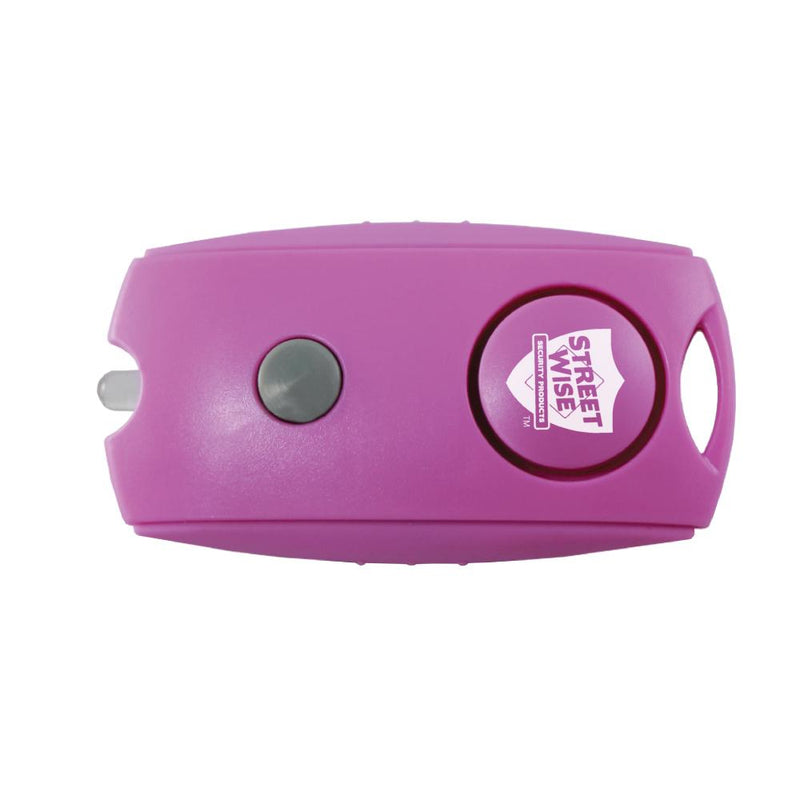6) Pink Key-Chain Panic Alarm Bundle