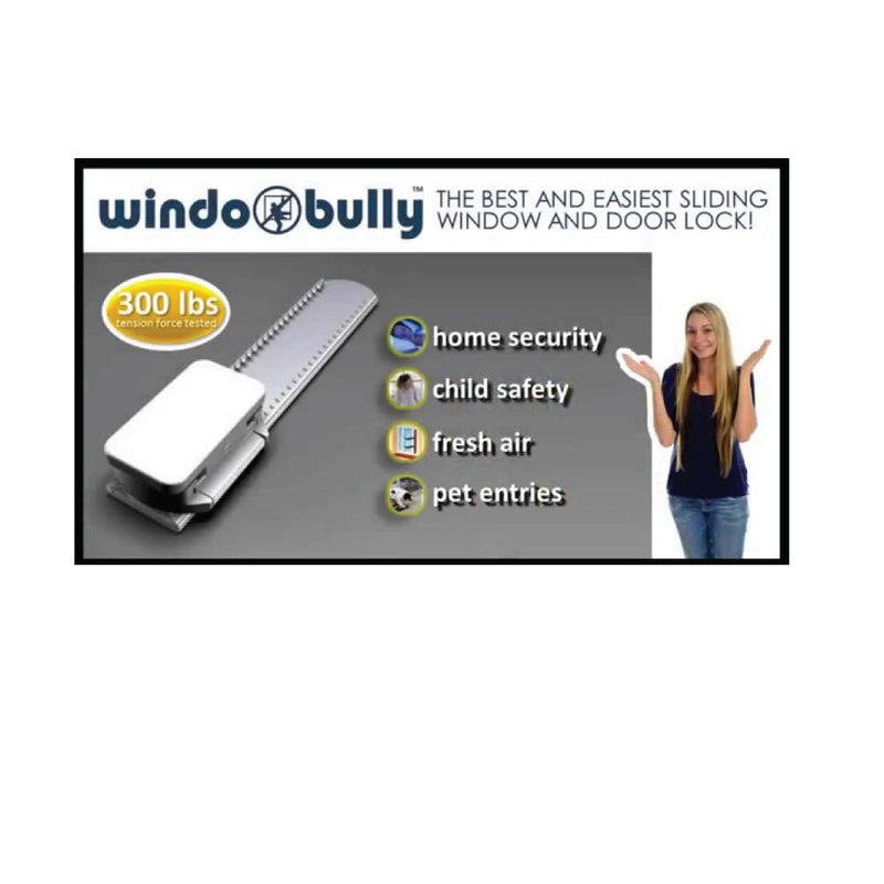 WindoBully Window / Door Lock