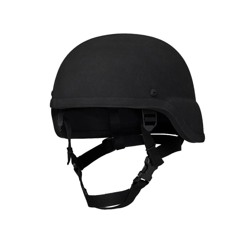 The Ar500 Armor protector helmet offers ballistic protection against bullets being shot and effective protection for law enforcement.