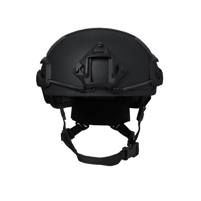 NIJ Level IIIA ballistic head protection for law enforcement, military, professionals and civilian use.