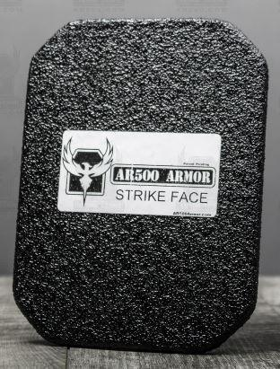 AR500 Armor® Level III+ Side Plate Body Armor  multi-hit performance