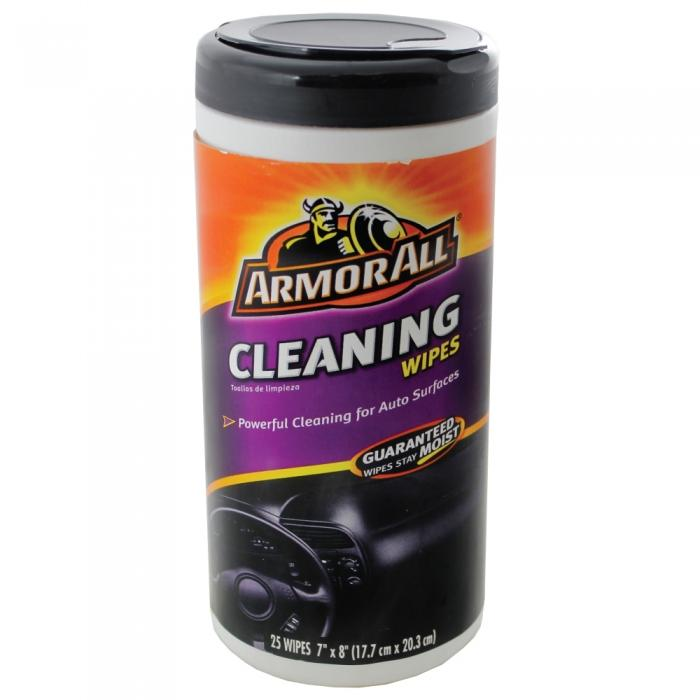 Can Safe Armor All Auto Cleaning Wipes