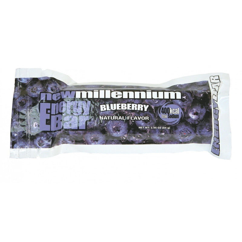 Case of 144 Blueberry Bars (Two Case Minimum Purchase Mix-Match Flavors OK)