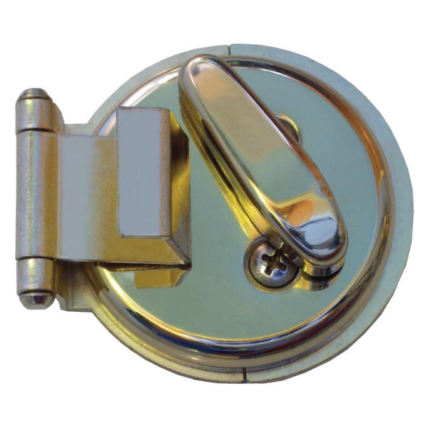 Dead Bolt Secure Safety Latch