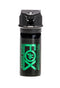 Law enforcement strength powerful Fox Labs Mean Green stream pepper spray for women and men personal safety.