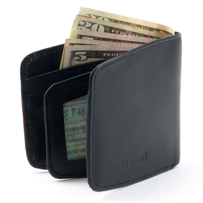 Guard Dog RFID Wallet Black Small