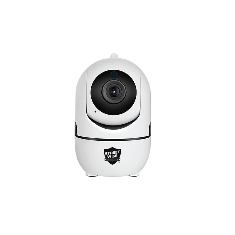 iFollow Auto Tracking WiFi Camera Smart Motion Tracking Wi-Fi Security Camera is a great solution for mobile surveillance monitoring!
