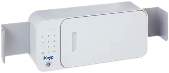 iKeyp Pro Smart Storage Safe with Wing