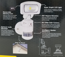 Nightwatcher Robotic LED Security Light with Camera
