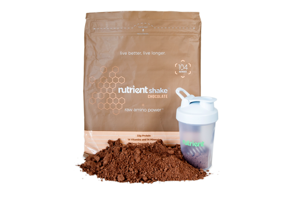 Nutrient (30 servings) Shake Bulk Bag