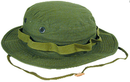 Color OD Green Boonie Cap that Offers Effective Head Protection from the Sun for Men and Women