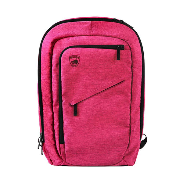 Pink bulletproof backpack for students and adults personal self defense protection as needed.