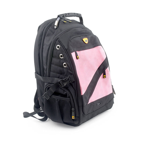Pink bulletproof backpacks offers ballistic protection for all ages from school age to adults seeking personal protection.